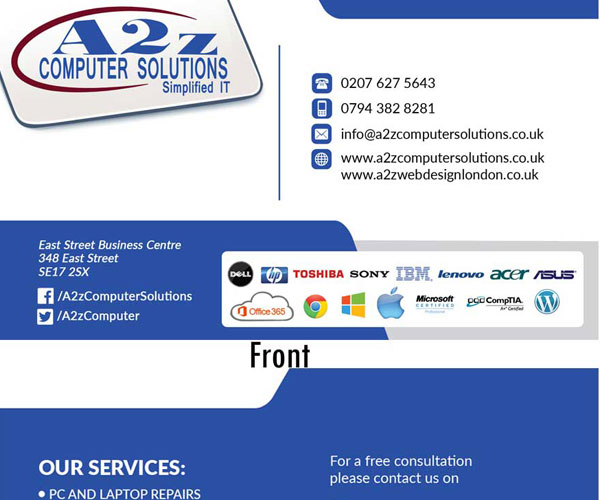 Visiting Card (Graphics)