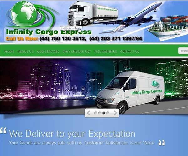 Infinity Cargo Express